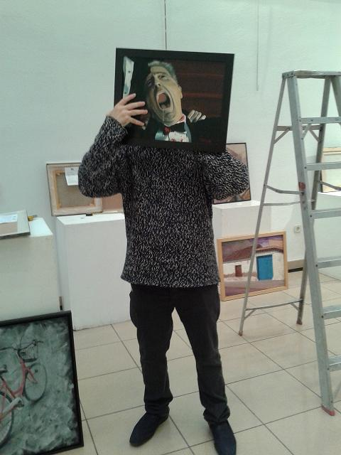 Montando expo 11