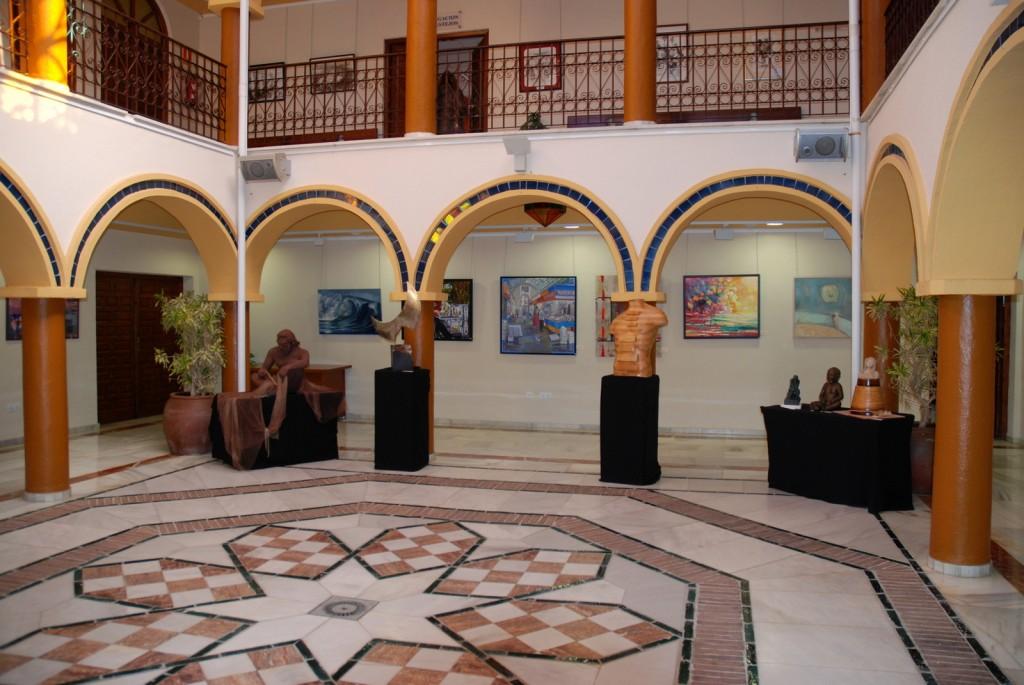 069 III Concurso de Pintura y Escultura de Benalmádena