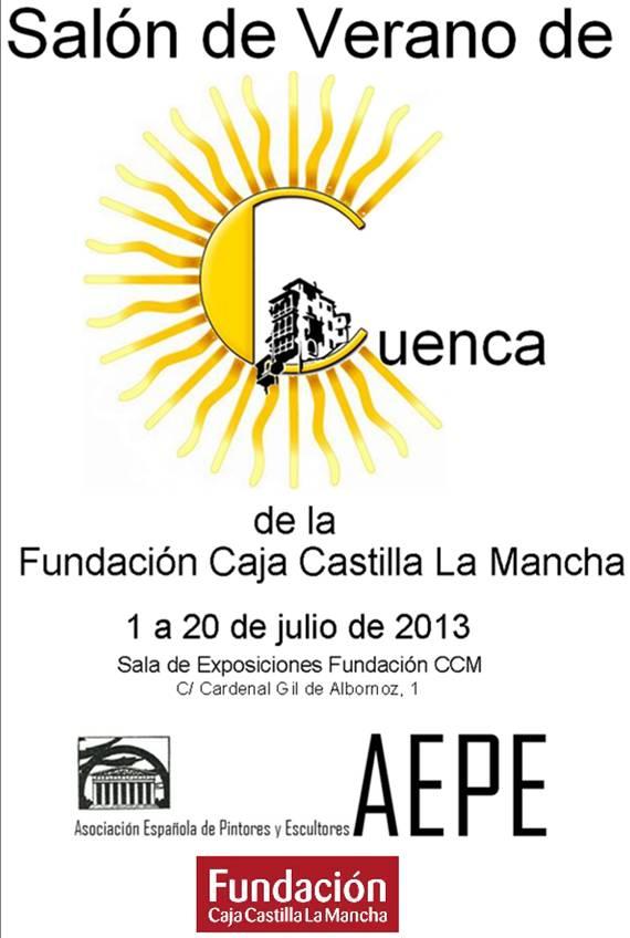 Cartel Salón Cuenca