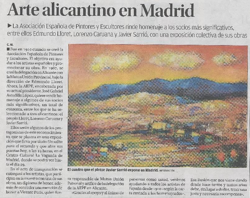 Diario Informaciones de Alicante