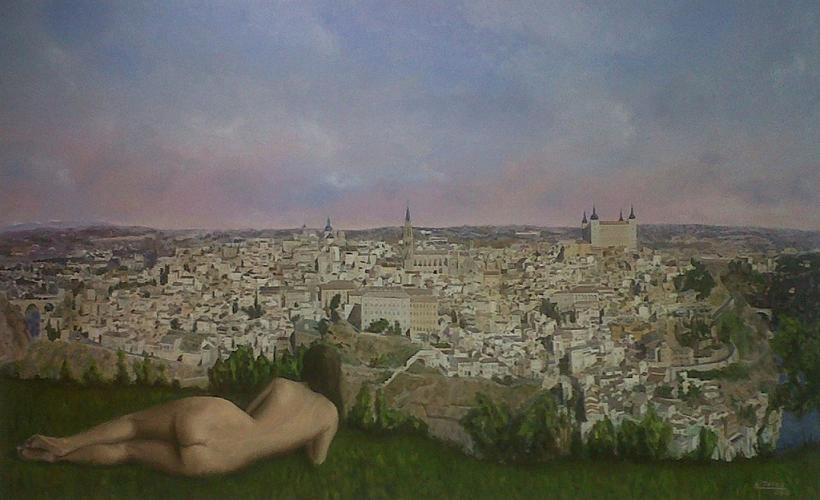 Antonio Tellez Descanso en Toledo
