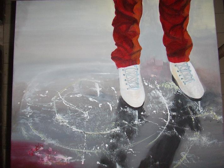 1 Geles Conesa patinaje