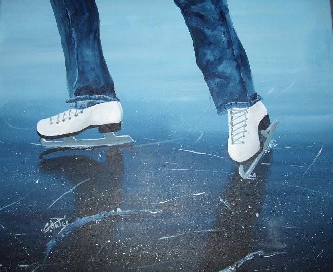 2 Geles Conesa patinaje I