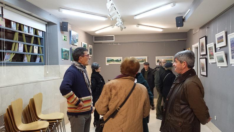 3 Exposici+¦n Libreria Muga 8