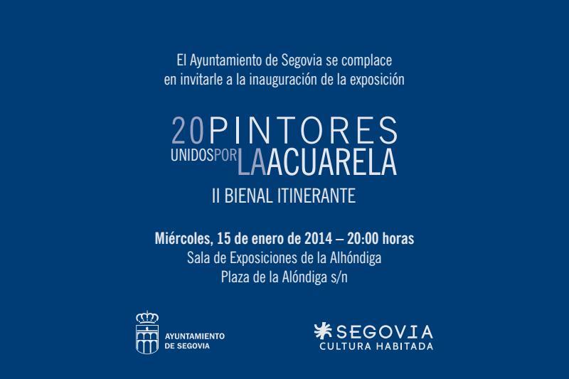 Invitacion de Segovia