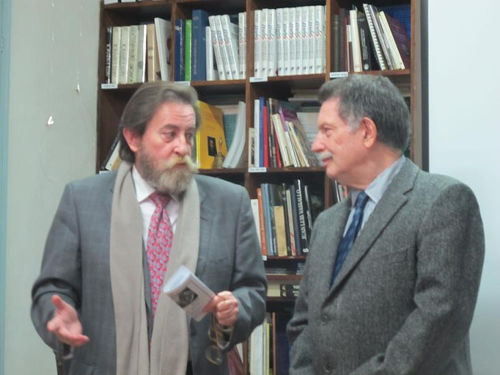 Conferencia Francisco Vázquez 3