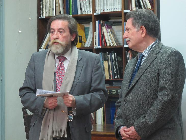 Conferencia Francisco Vázquez 5