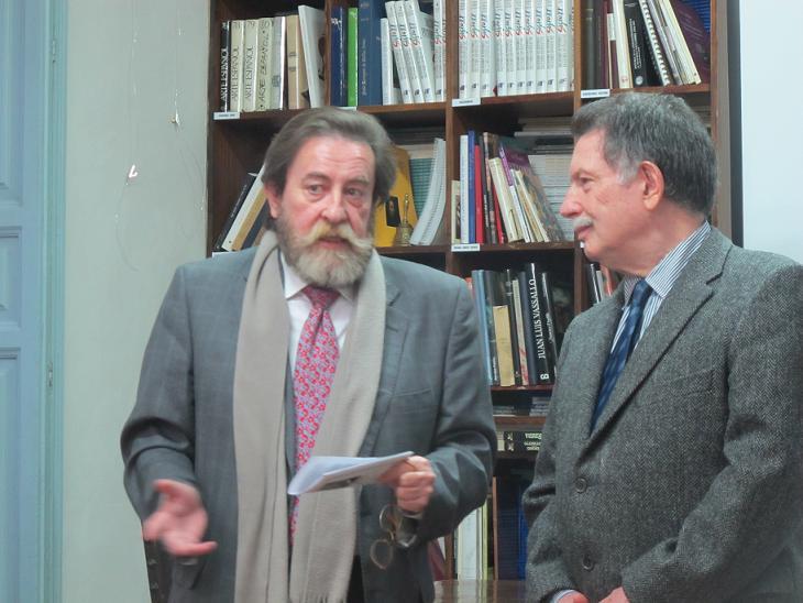 Conferencia Francisco Vázquez. 4