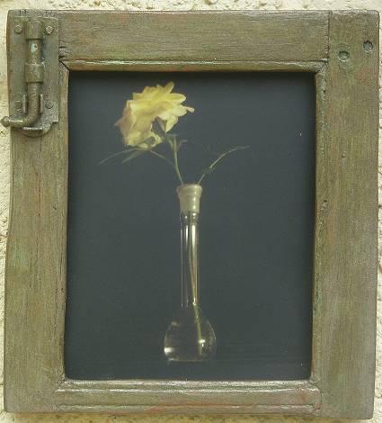 Matraz y flor 1