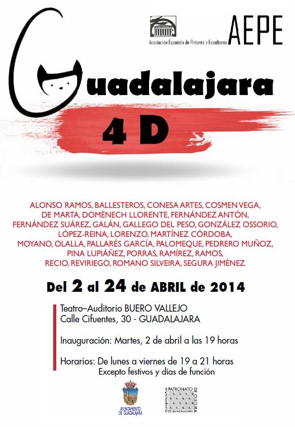 Cartel Guadalajara 4D