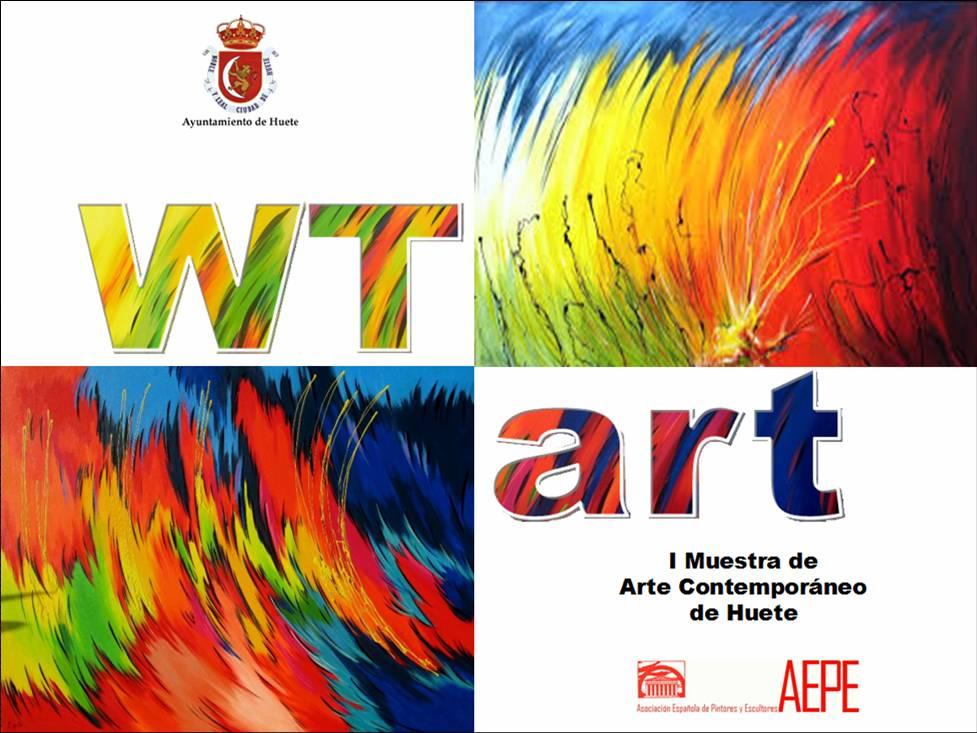 Portada WT art Huete