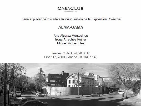 Ana Alcaraz invitación