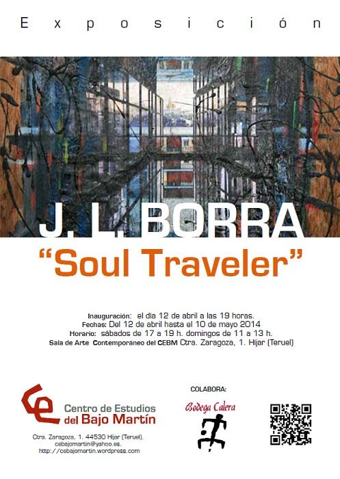Juan luis Borra. SOUL TRAVELER1 1