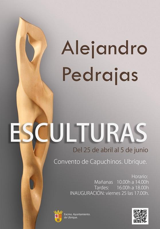 Alejandro Pedrajas. CARTEL UBRIQUE 1