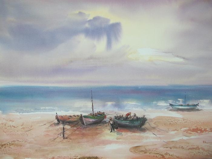 Despues de la Pesca (2)