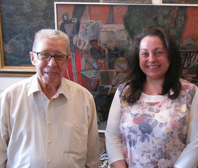 Antonio Zarco y Mª Dolores Barreda Pérez