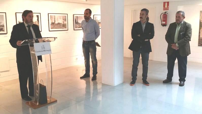 Exposici n de paco d az premio fundaci n marazuela del 80 - Pintores las rozas ...