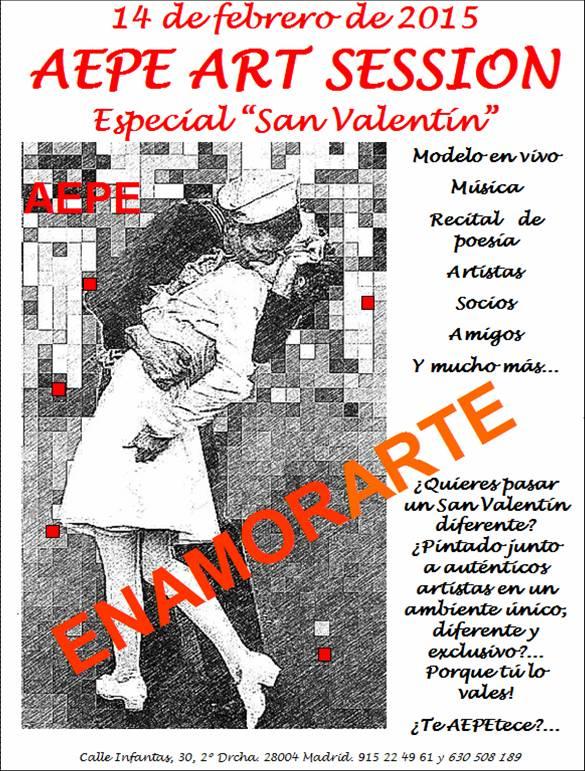 AEPE ART SESSION 14 febrero 2015