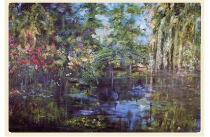 Jardín de Carmen Feijóo