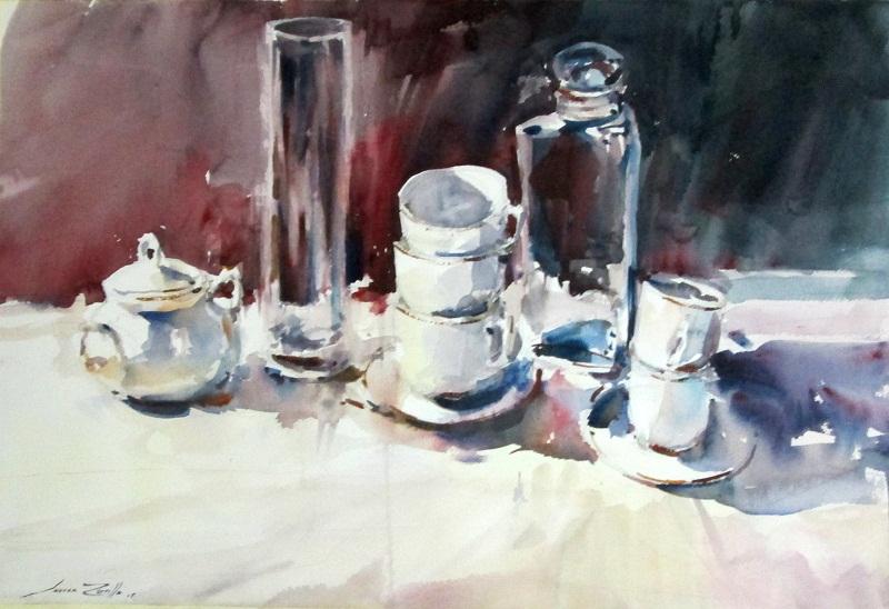 Cafe y cristals