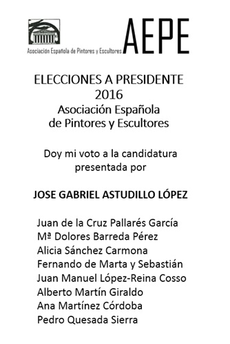 candidatura voto