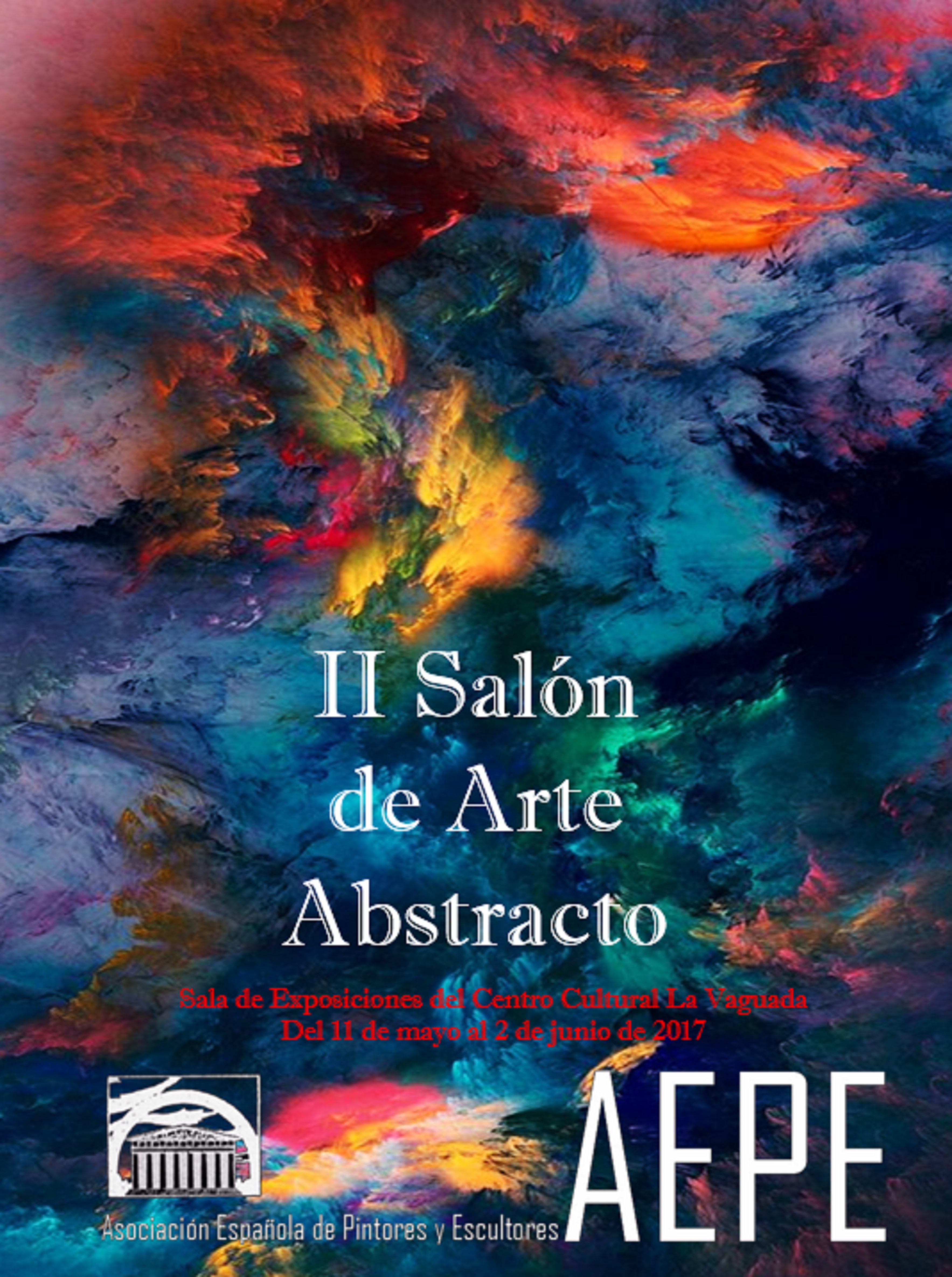 cartel II Salón AA