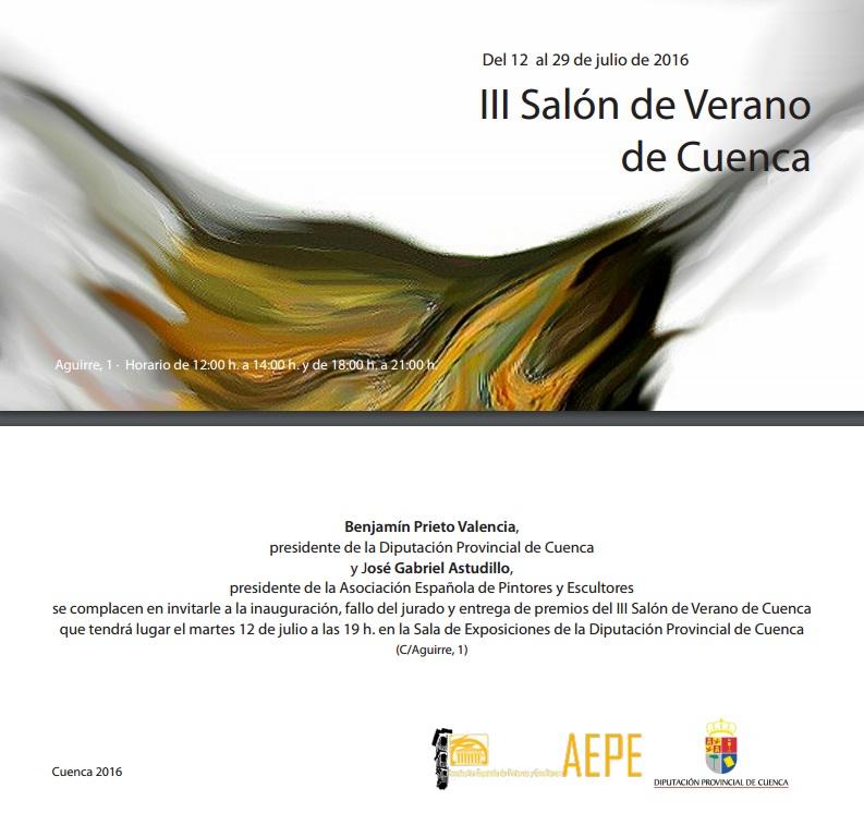 Invitación Diput. Cuenca