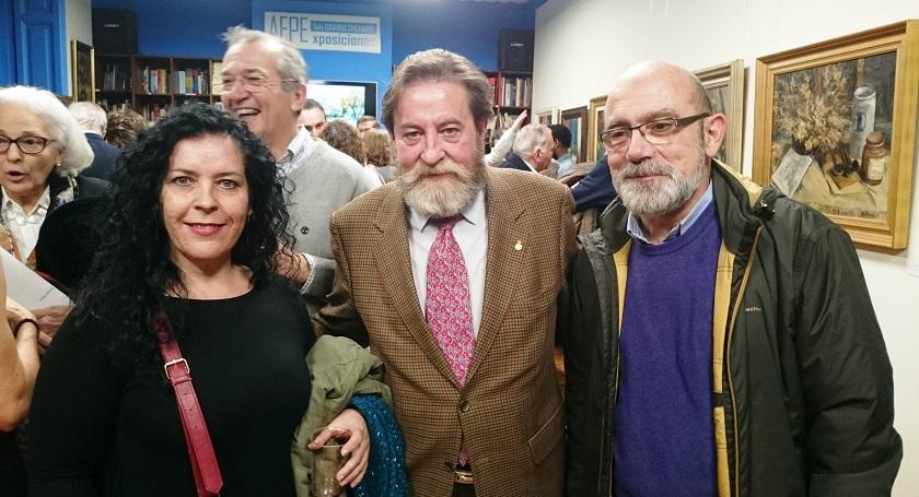 Antonia Portalo Sánchez presidente Jorge Andrés Segovia Gabucio