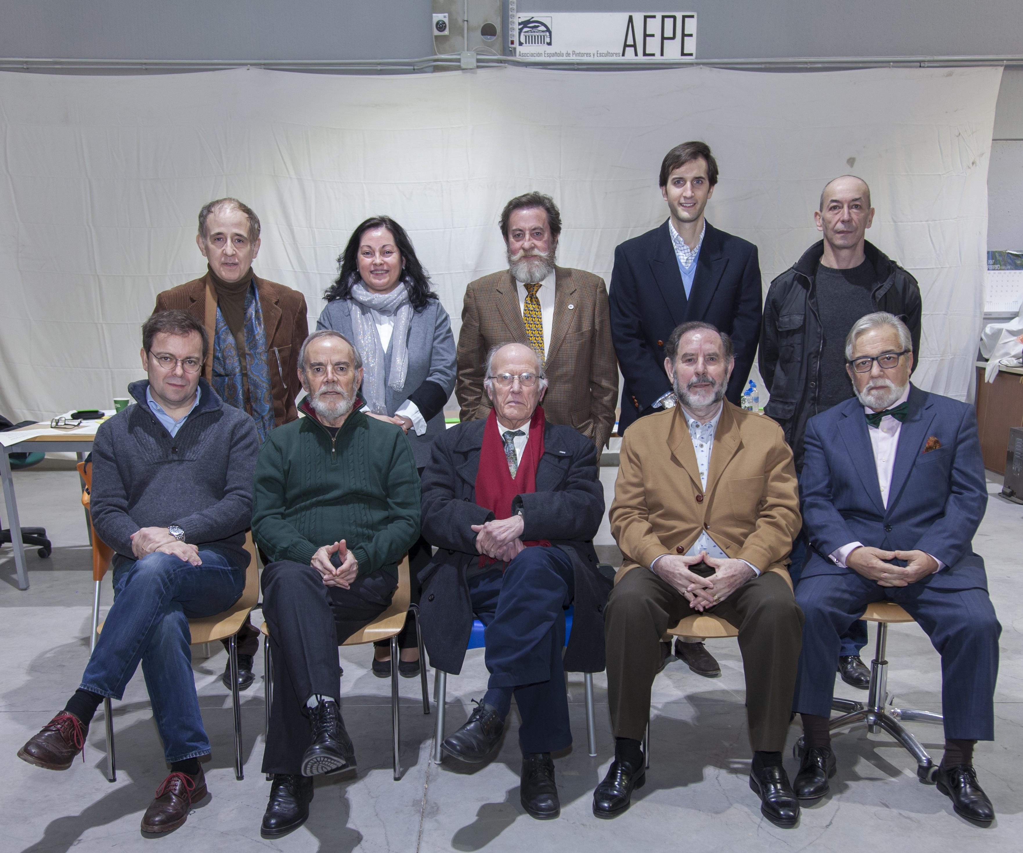 Jurado 52 Premio Reina Sofía de Pintura y Escultura a granr