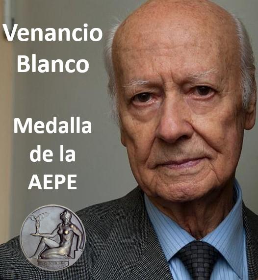 anuncio medalla honor Venancio Blanco