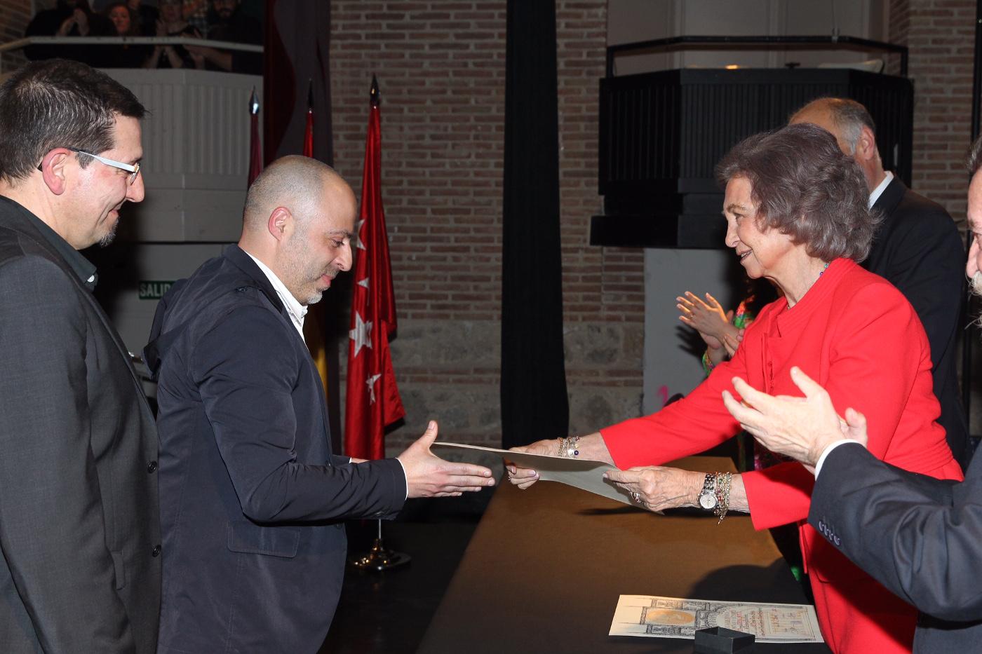 52 Premio Reina Sofía