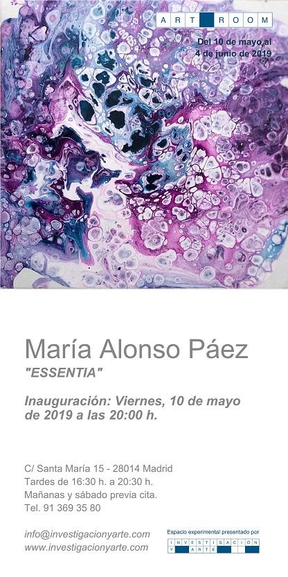 La imagen tiene un atributo ALT vacío; su nombre de archivo es Cartel-María-Alonso-Páez.jpg